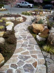 Inspiring outdoor and garden paving ideas using flagstones Part 4