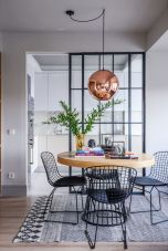 Modern Coastal Home Designs with Traditional Dining Room Twist Part 4