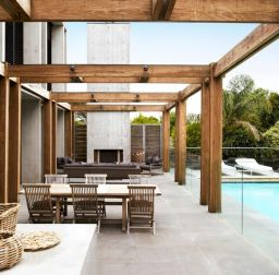 Open living space and porch design as special space to gather and enjoy your landscape (7)