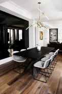 Trending dining chair designs that look so simple but also elegant and comfortable Part 22