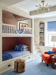 Wooden Storage Bunk Bed Frame Designs That Effective to give ashared space some efficient organizations Part 6