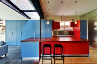 Drastic interior turnover of Ilma grove house designed in groovy colorful finishing which looks very refreshing and alive (4)