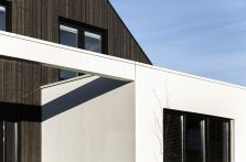 Modern barn house project designed with sleek character combining old and new architecture style Out Of The Box (1)