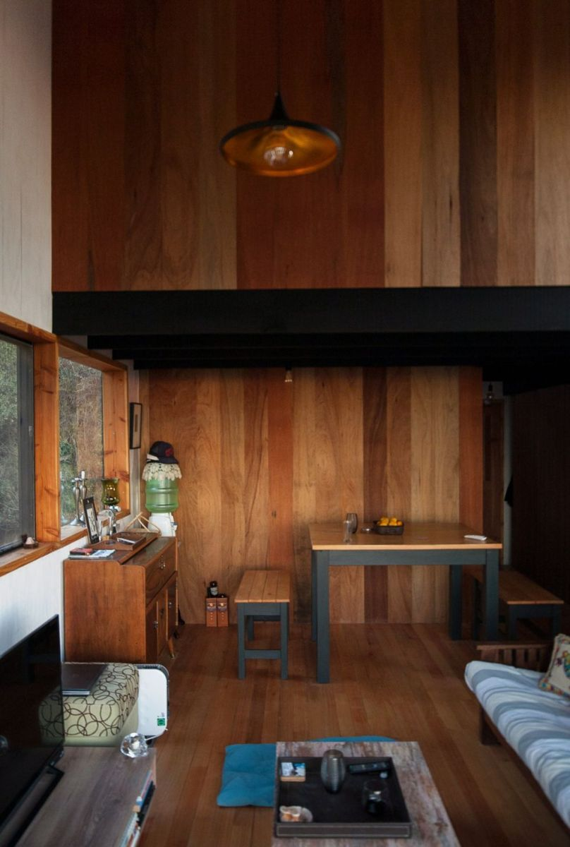Single family cabin with functional interior design (3)