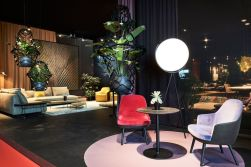 Floating plant cocoons design Hanging Garden by Ippolito Fleitz designed for Walter Knoll (0)