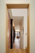 Modern industrial house style displaying best combination of exposed brick walls and seamless surface in Port Melbourne (5)