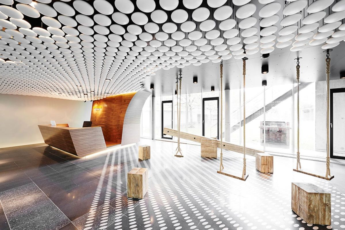 Well designed new Innocean office specially crafted to show passion and creativity (2)