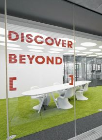 Well designed new Innocean office specially crafted to show passion and creativity (4)