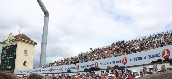 Turkish Airlines Land 4000 Extra Tickets for Ashes Fans at Edgbaston