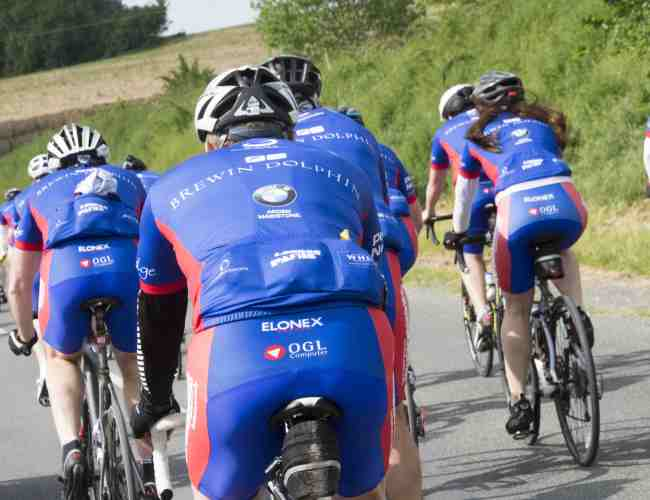 London 2 Paris Cycle Challenge Set to Raise Record Amount for Cure Leukaemia