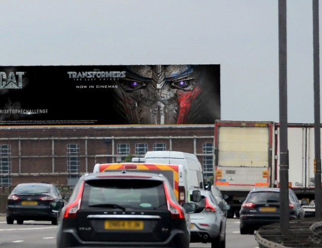 New Giant Digital Billboard StarLights Goes Live