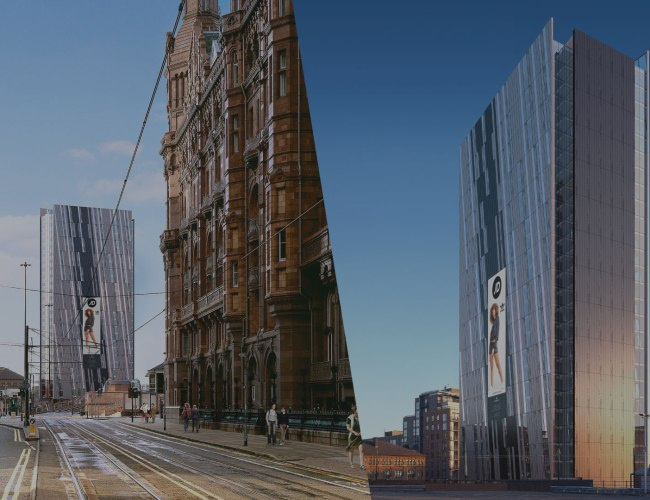 Elonex Launch Axis Tower Manchester