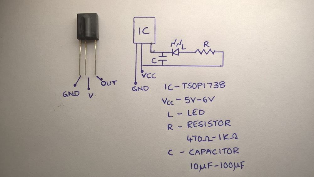 medium resolution of simple remote tester circuit