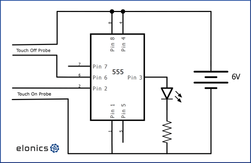 small resolution of 555 touch sensor switch circuit schematic book diagram schema touch switch 555 timer circuit diagram