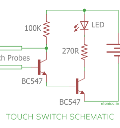 simple touch switch schematic wiring diagram site simple switch schematics [ 1200 x 949 Pixel ]