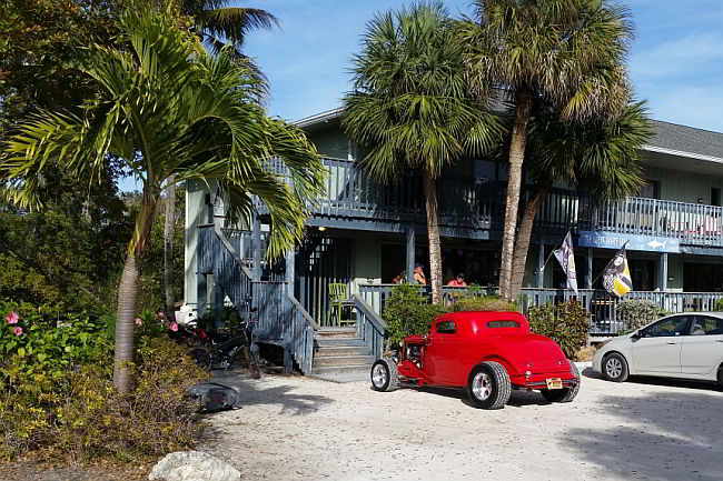 Hot Rod Sanibel