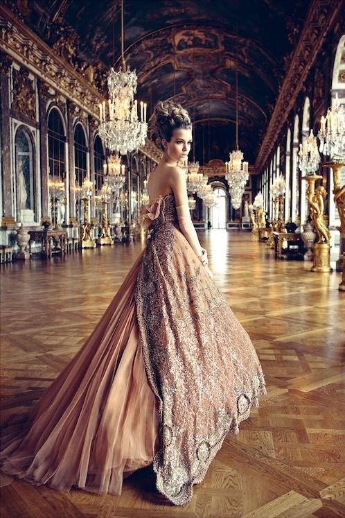 A Fairytale Elopement in Versailles  Elope in Paris