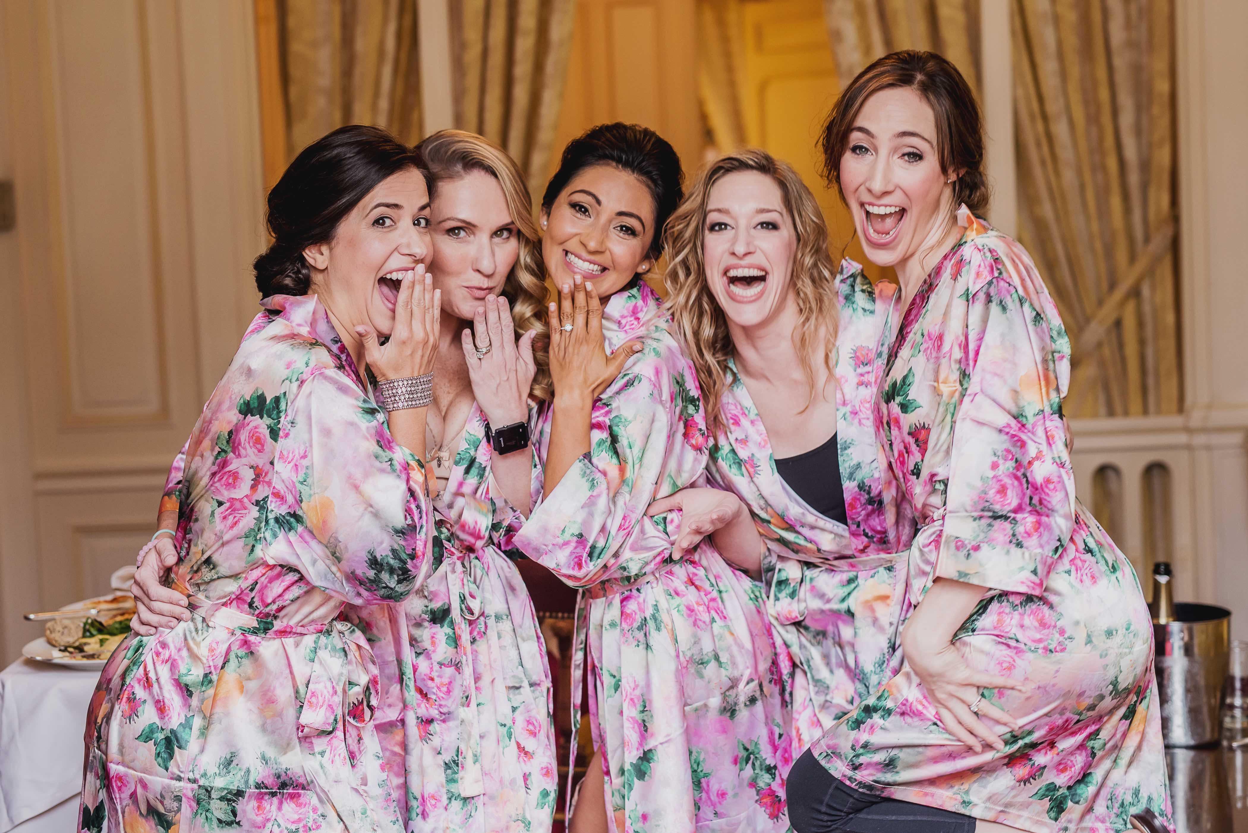 raquel wedding girls