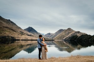 Moke Lake wedding, Moke Lake Glenorchy, lake wedding photos