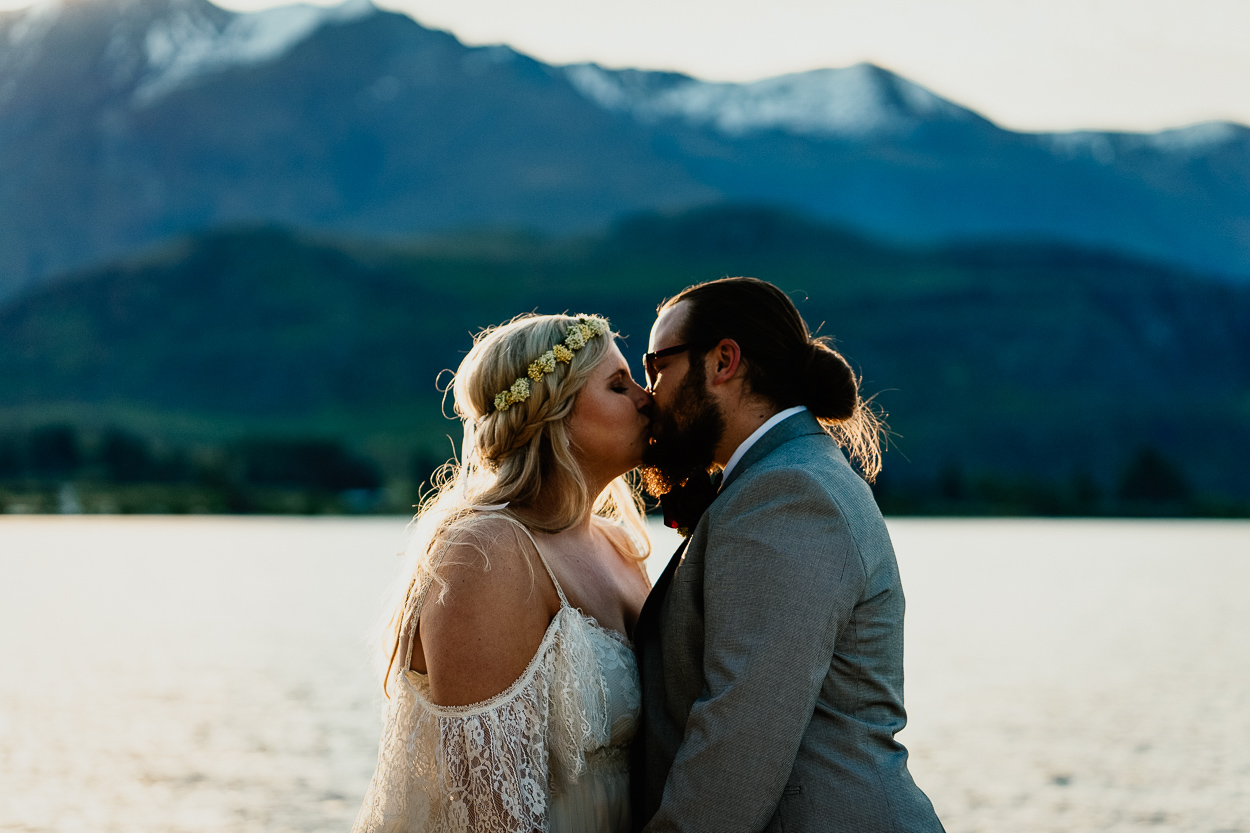 lake wanaka wedding photographer