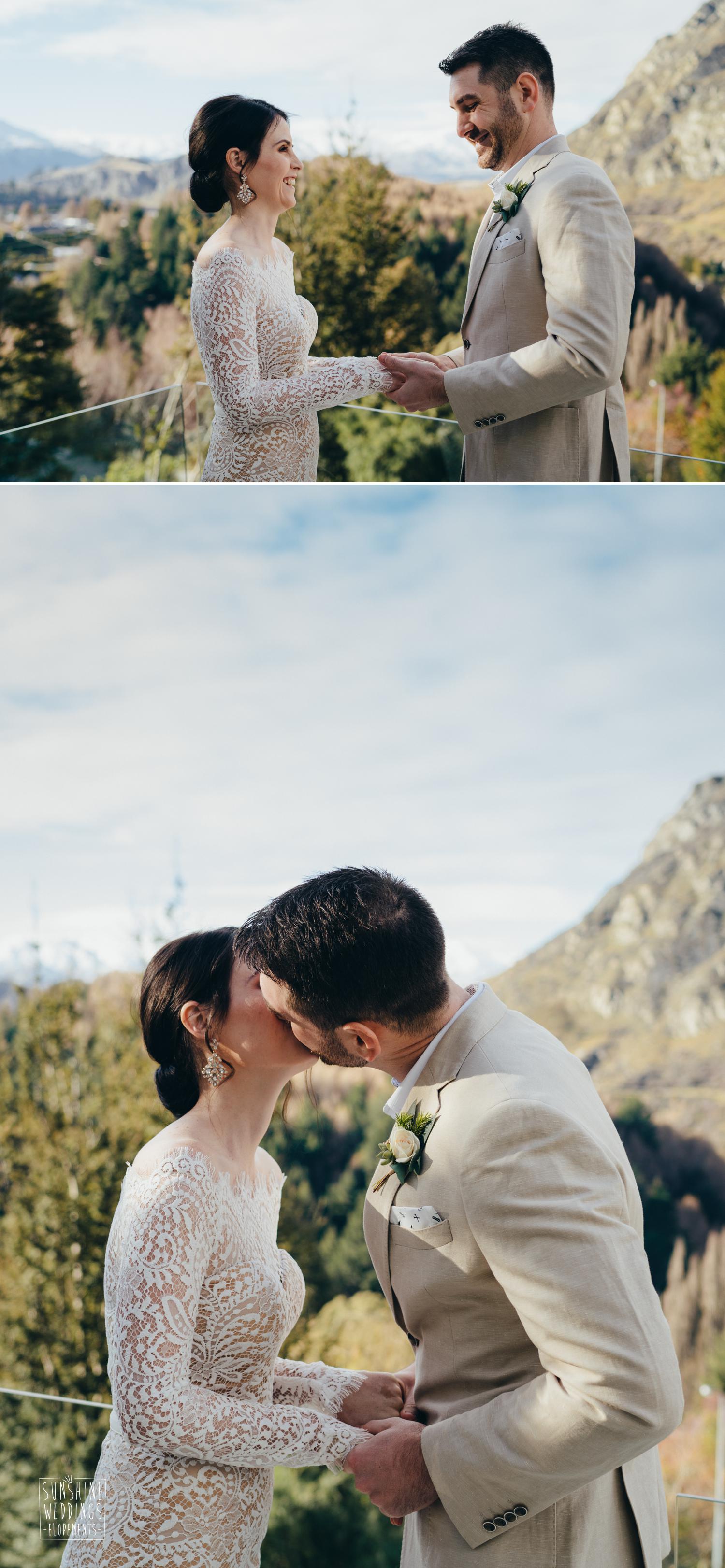 Glennys Logan wedding celebrant