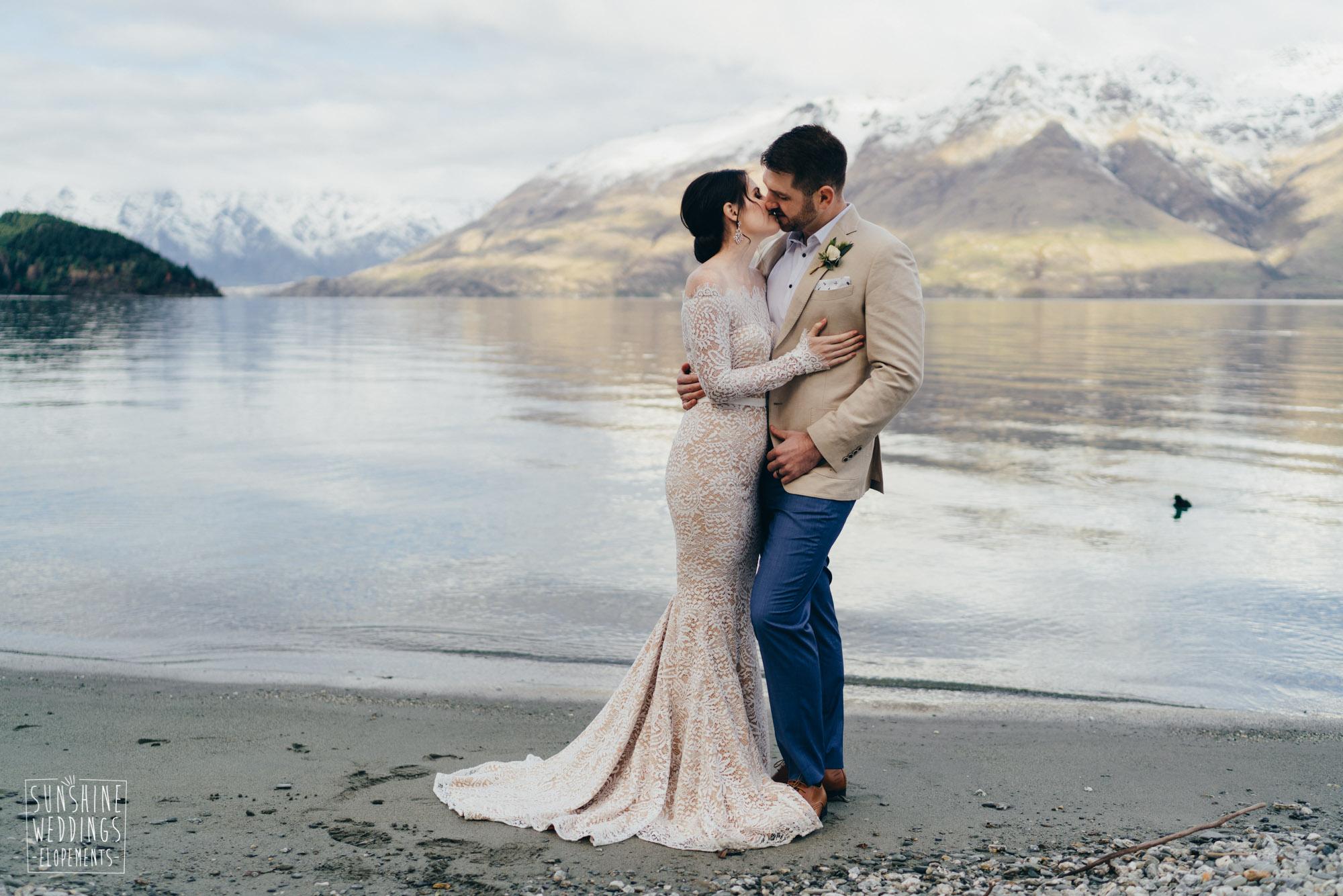 Wedding photographer Queenstown