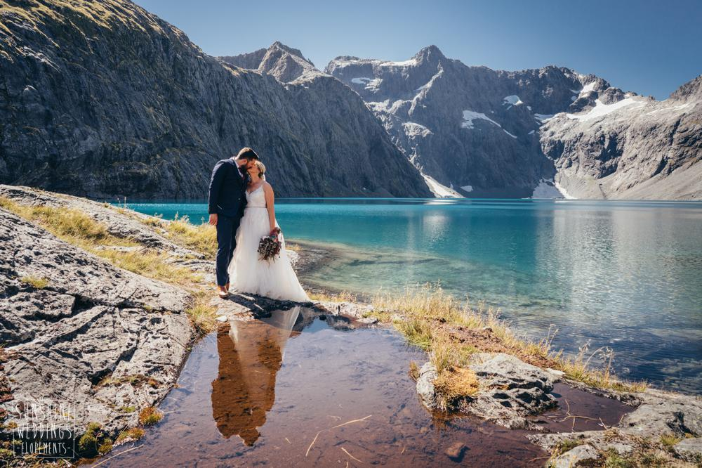 Lake Erskine mountain wedding packages