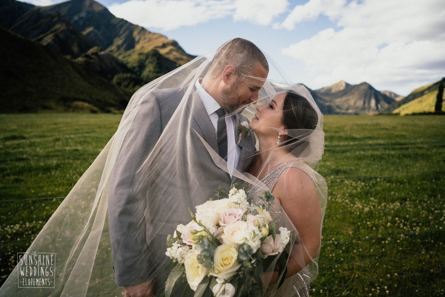 moke lake elopement wedding package