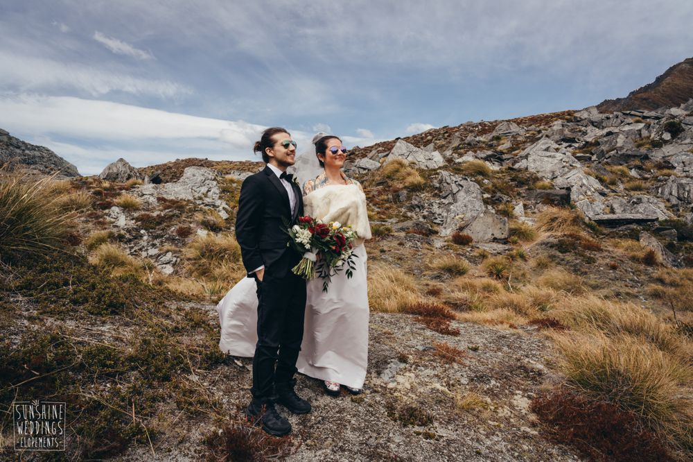 Wedding Lochnagar