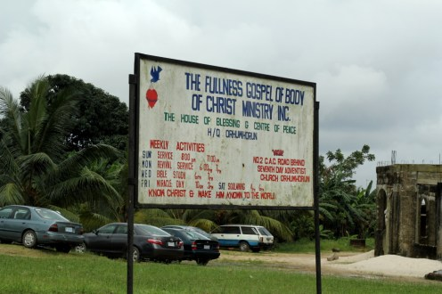 Churches in Warri (20)