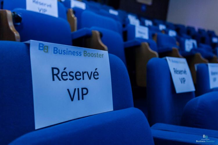 Séminaire Business Booster 2018