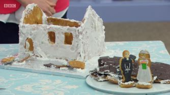 Louise's Gingerbread Wedding