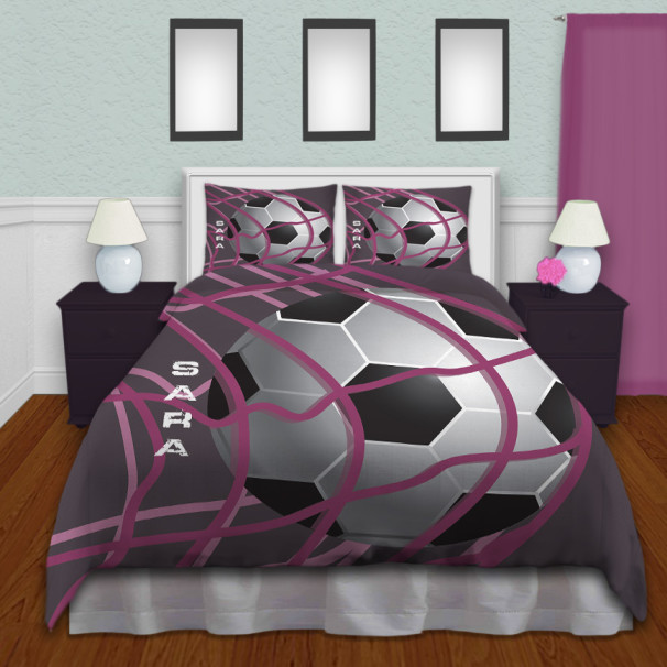 Soccer Bedroom Decor