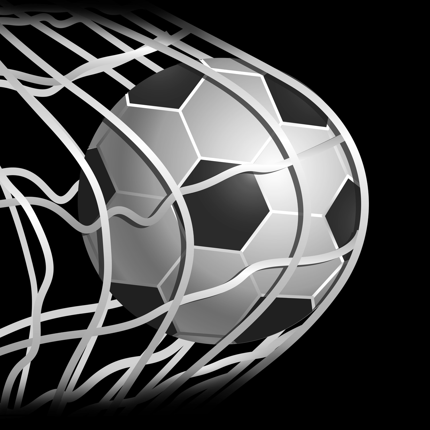 Black and White Soccer Window Curtain Bedroom Accessories 146  Eloquent Innovations