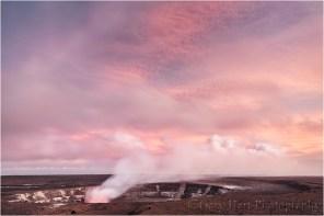 Earth on Fire, Kilauea Caldera, Hawaii