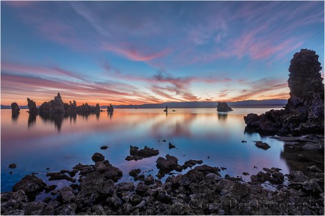 Daybreak, South Tufa, Mono Lake