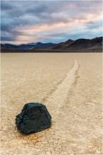 Sliding Rock, The Racetrack, Death Valley