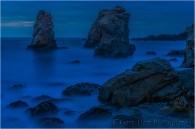 Nightfall, Big Sur Coast, California