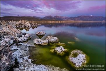 Gary Hart Photography: Dawn, Mono Lake and the Sierra Crest