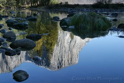 Gary Hart Photography: El Capitan Reflection, Yosemite