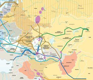 El boom energético del Mar Caspio