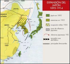 Expansionismo Japón
