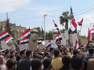 La postura de Estados Unidos respecto a la Guerra Civil Siria