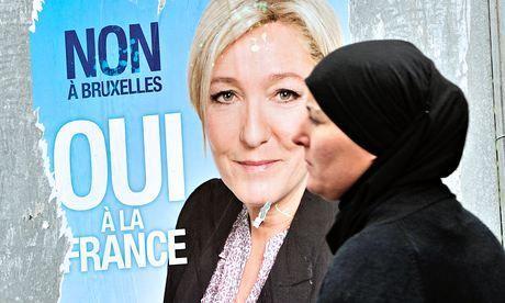 Frente Nacional: el primer partido de Francia