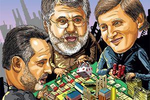 Ucrania, un país de oligarcas