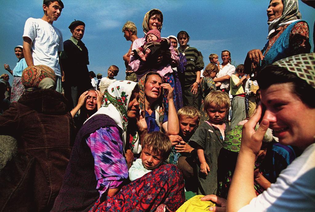 Desintegración y guerras de secesión en Yugoslavia