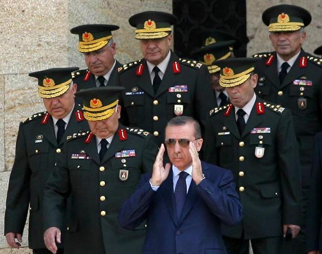El ejército turco: el dique secular