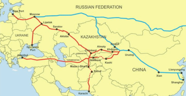 Fuente: http://russia-insider.com/en/post-soviet-states-jostle-role-one-belt-one-road-initiative/ri9224