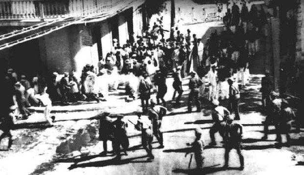 El 30 de octubre de 1950 se produjo el Grito de Jayuya. Un reducido grupo de nacionalistas puertorriqueños se alzó en armas para liberar la isla de los estadounidenses. La insurrección fue duramente reprimida por la Guardia Nacional.