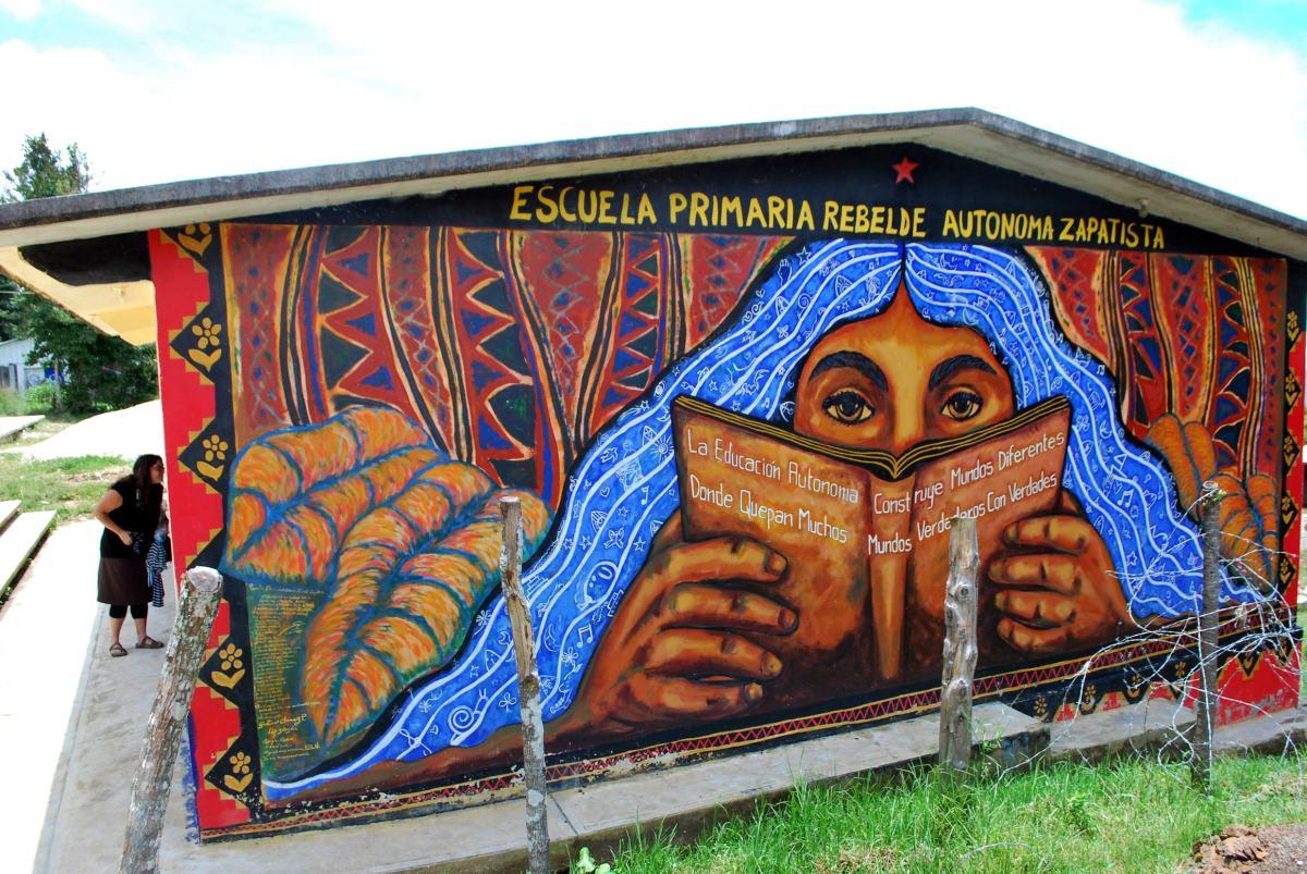 El movimiento zapatista: la lucha contra el neoliberalismo mundial